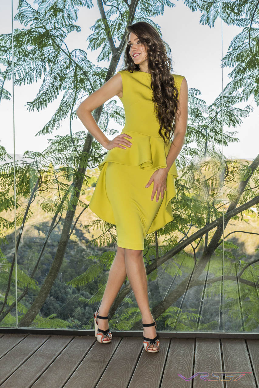 Fashion-Designer-Ani-Hovsepyan-Lime-Dress-Supermodel-Nadya-Lavrenova-Orange-County-Los-Angeles-Fashion-Photographer
