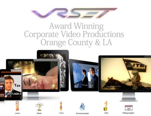Corporate Video in Orange County & Los Angeles