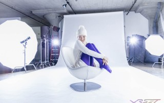 Model Anna Kudryavtseva Miss Russia Finalist Plum Thermal Leggings Top Fashion Photographer Los Angeles Orange County Video Production David Victory