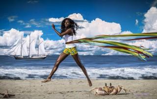 Supermodel-Cole-Woods-For-Junniah-NY-Beachwear-California-Beach-Top-Fashion-Photographer-Los-Angeles-Orange-County-Video-Production-David-Victory