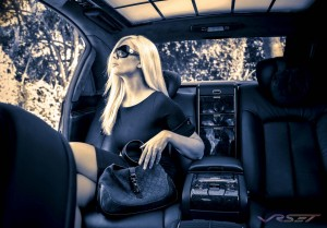 After a lot of entries and exits of the female blonde model in the Maybach 57 this shot made the cut to the portfolio. Model photographer in Orange County