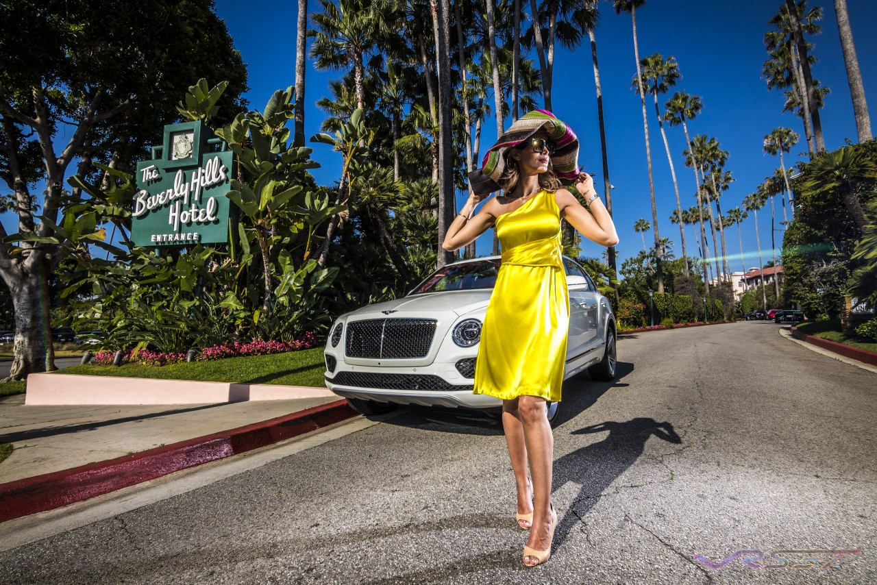 Editorial Fashion Photography September 2019 Issue The Beverly Hills Hotel California Top Fashion Photographer Los Angeles Orange County Video Production David Victory