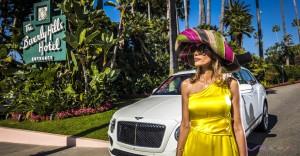 LA Model Hamraz Portfolio Photo Shoot in Beverly Hills By Top Fashion Photographer Los Angeles Orange County Video Production David Victory