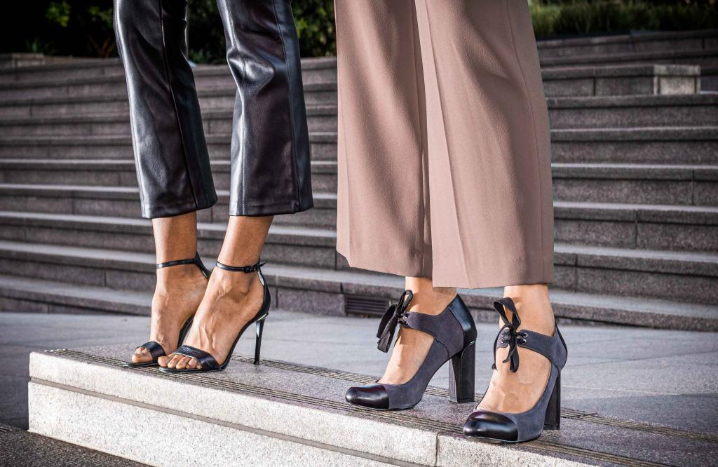 Womens Dressy Business Shoes Fashion Photographer Los Angeles David Victory VRset