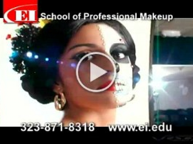 EI-Makeup.School  The world's first makeup school,  Elegance International  in Hollywood secured VRset to tell their story in this 30 second regional Ad