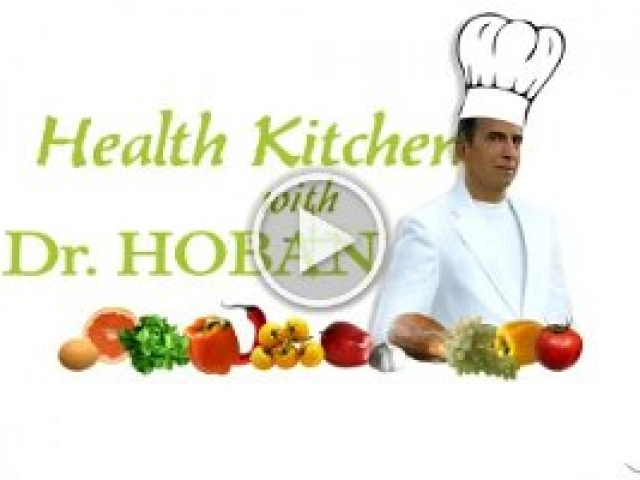 Health.Kitchen.Promo  A good example of 3D motion graphics VRset produced for a  Holistic  Dr. Kitchen show in Los Angeles