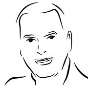 David Victory Portrait Illustration