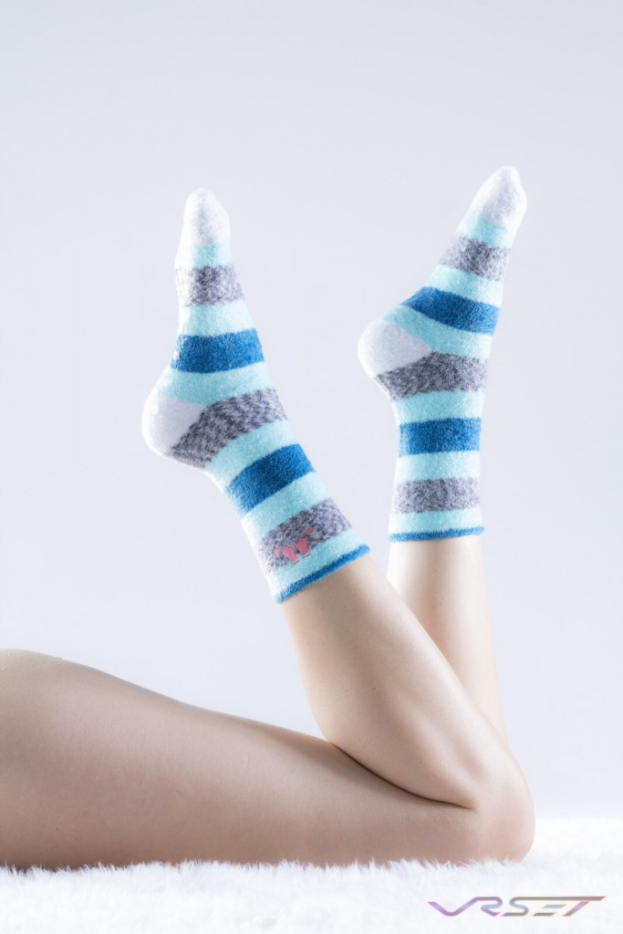 Amazon eCommerce Studio Womens Fuzzy Socks Top Fashion Photographer Los Angeles Orange County Video Production David Victory