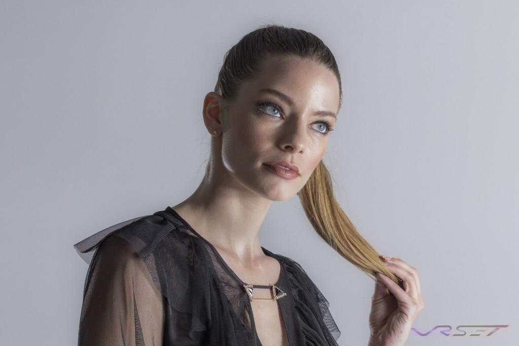 Female Studio Portrait Soft Light Fashion Photographer Los Angeles Orange County Video Production David Victory