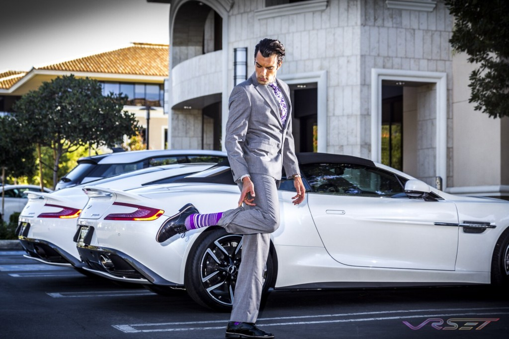 Mens Gray Suit Lookbook Top Fashion Photographer Los Angeles Orange County Video Production David Victory