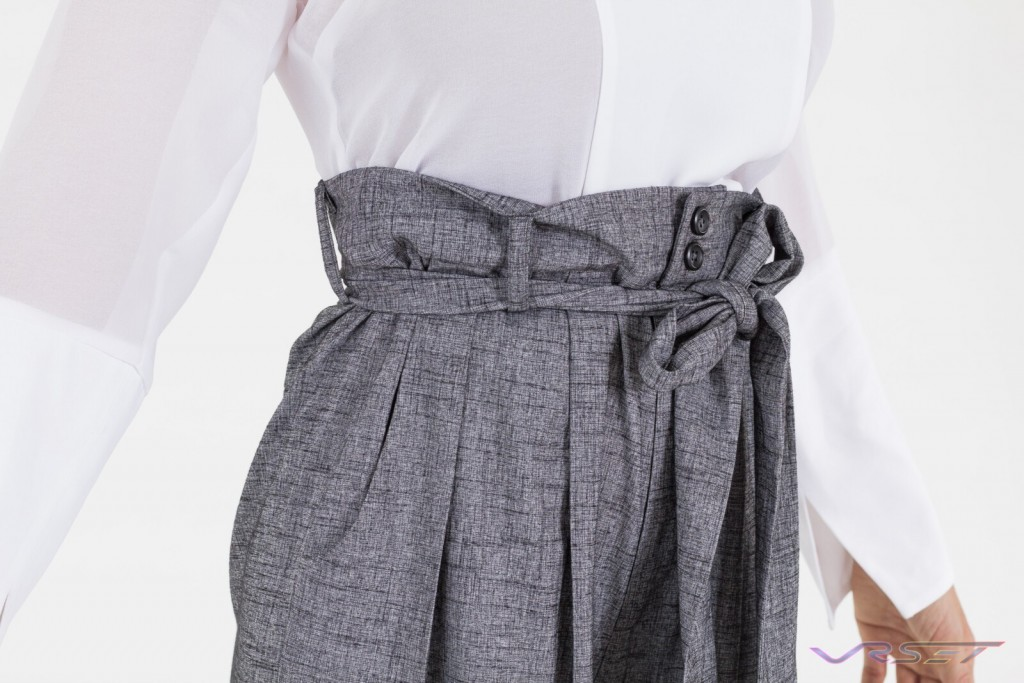Oversized Grey Baggy Pants Detail Amazon ecommerce Top Fashion Photographer Los Angeles Orange County Video Production David Victory