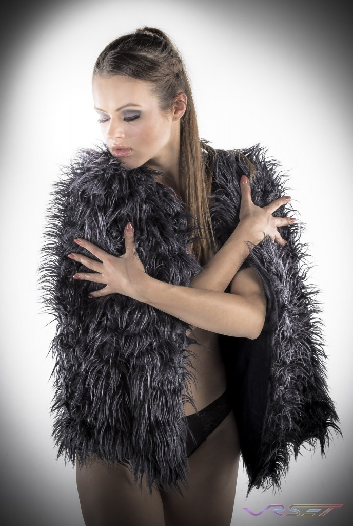 Studio-Fashion-Grey-Faux-Fur-Jacket-Top-Fashion-Photographer-Los-Angeles-Orange-County-Video-Production-David-Victory_MG_3393