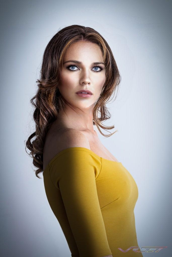 Model Anna Vasiltsova Studio Headshot Modeling Portfolio Photography Los Angeles