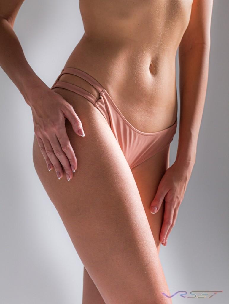 Double Strap Peach Sports Panty Amazon Shopify ecommerce Studio Fashion Photographer Los Angeles