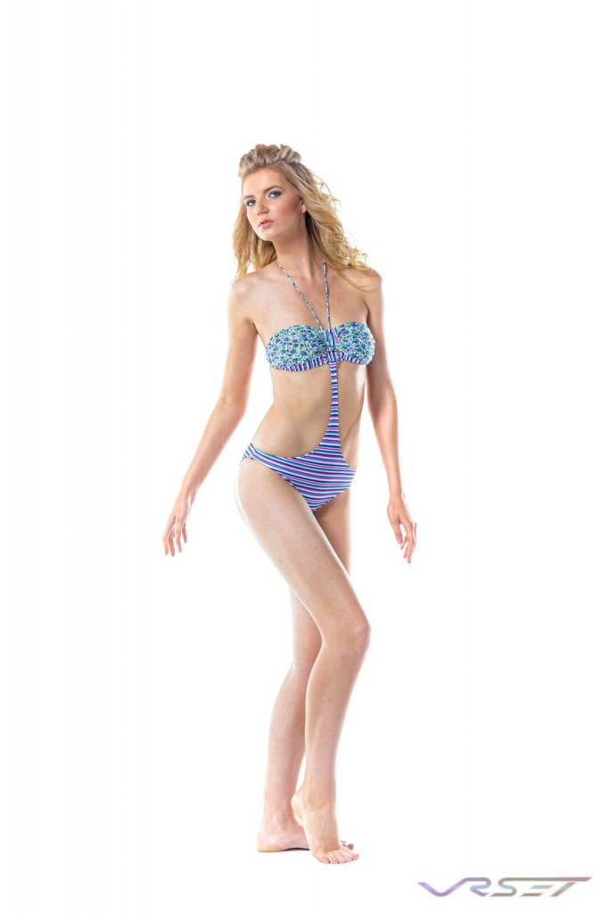 Model AnnaLisa Christiane ForeverCatalina Swimsuits Swimwear Bikini Beachwear Bathingsuit Loungewear Collection Amazon Shopify ecommerce Fashion Photographer Los Angeles 10