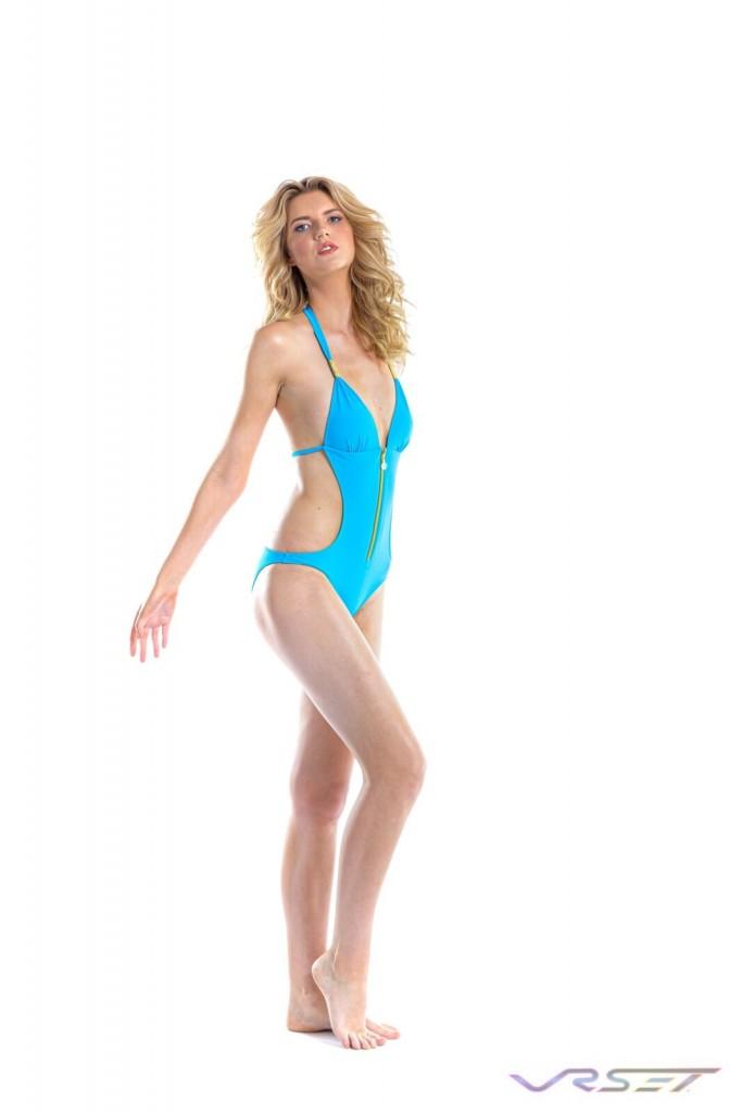 Model AnnaLisa Christiane ForeverCatalina Swimsuits Swimwear Bikini Beachwear Bathingsuit Loungewear Collection Amazon Shopify ecommerce Fashion Photographer Los Angeles 3